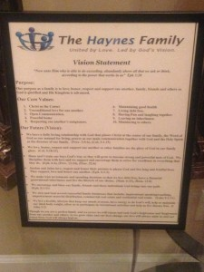 Optimized-Haynes Vision Statement