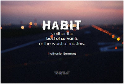 7 Steps to form New Habits